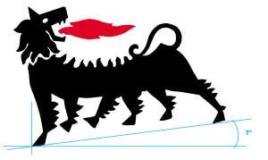 Logo Eni 1953